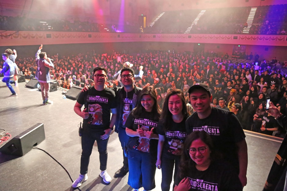 Soundsekerta 2017 yang bertema 'Harmony in Diversity'