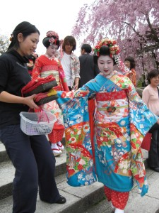 Geisha dan Maiko