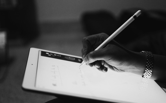 Digital notetaking is an option for students nowadays. Photo by Suganth on Unsplash