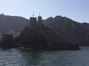 benteng pertahanan peninggalan masa lampau