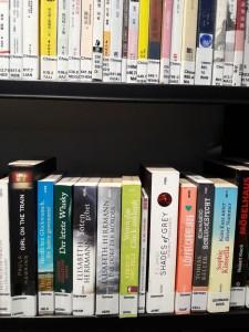 Koleksi Buku Bahasa Asing