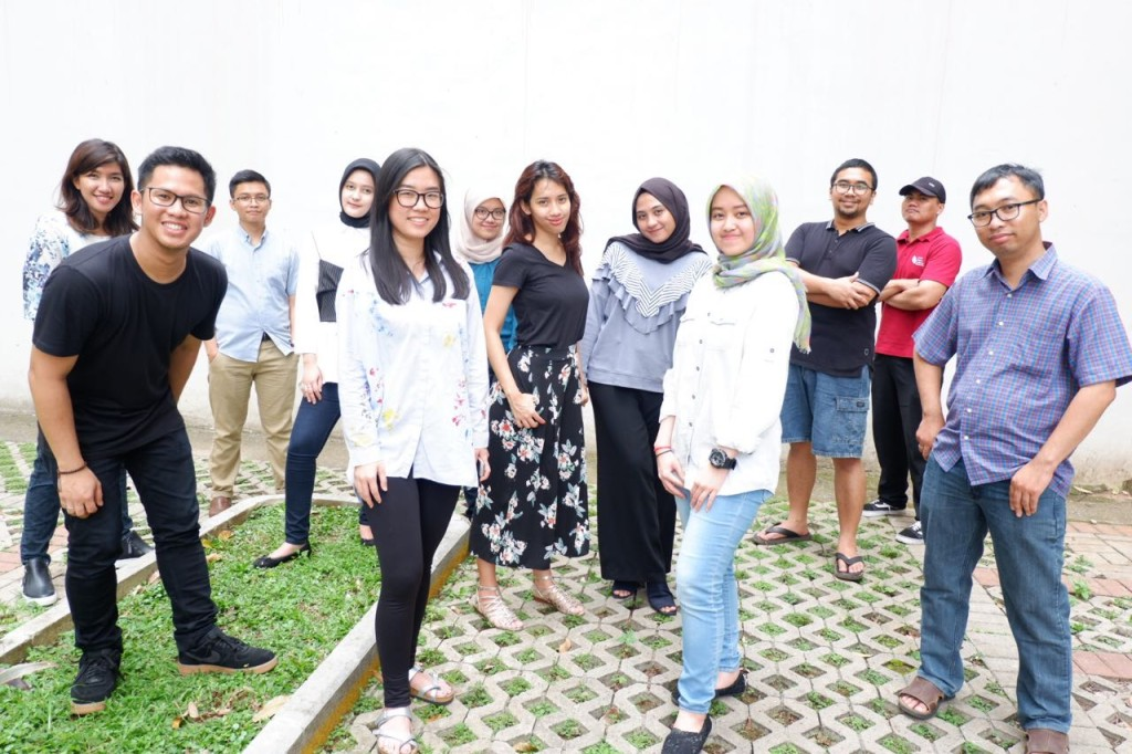 Dengan beberapa teman-teman PK-123 LPDP