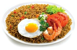 As much as you love Indomie, please don't have it every single day. (Photo from Brandcom)