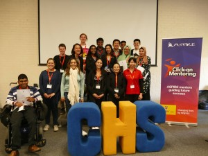 Mentors in Click-On Mentoring Programs organized by UNSW ASPIRE