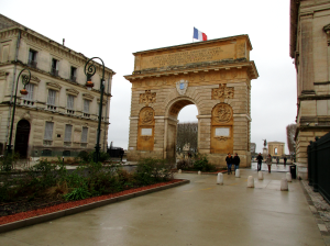 Montpellier, city in France where I study my PhD now.(Photo by Author)