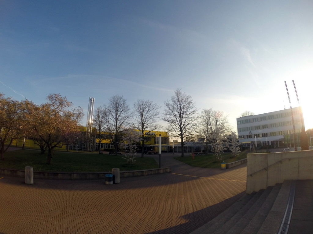 Offenburg University of Applied Science. Foto oleh Agus Praditya.