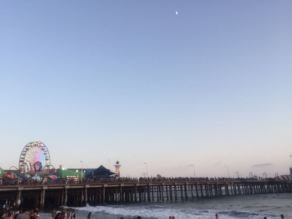 Most of Angelenos love Beaches. Santa Monica must be on the bucket list as this place is a beach city and it is one of National Geographic's top ten.