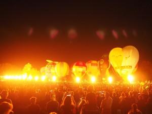 Semarak perayaan Balloons Over Waikato