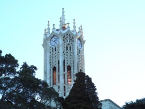 Clock Tower, The University of Auckland