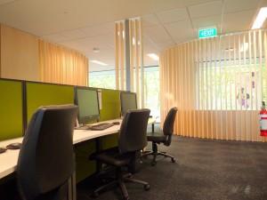 Salah satu fasilitas Program Studi Sistem Informasi, University of Auckland