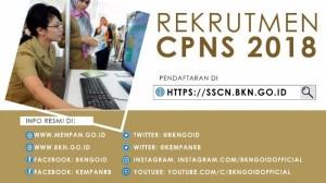 Penerimaan CPNS 2018 - salah satu kesempatan yang bisa kamu coba kalau kamu tertarik dengan sektor publik! Foto dari Tribun.