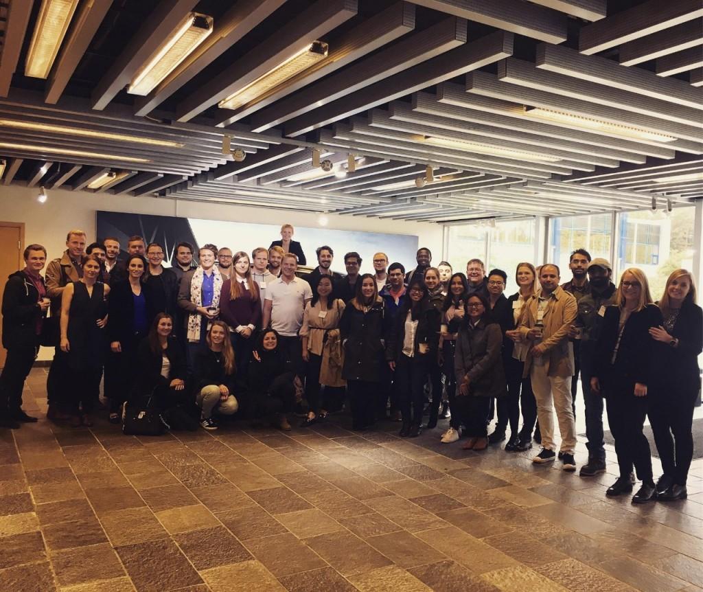 Kunjungan studi ke Volvo Cars HQ di Gothenburg, Swedia. Foto oleh Nurina Heratri.