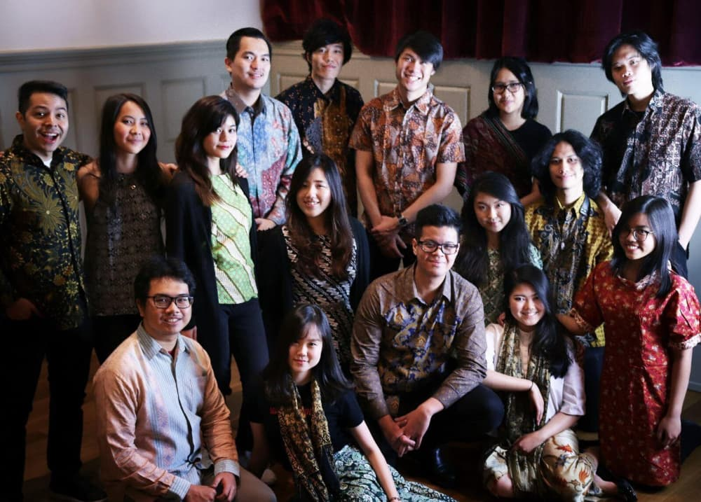 Berklee Indonesian Ensemble - all performers