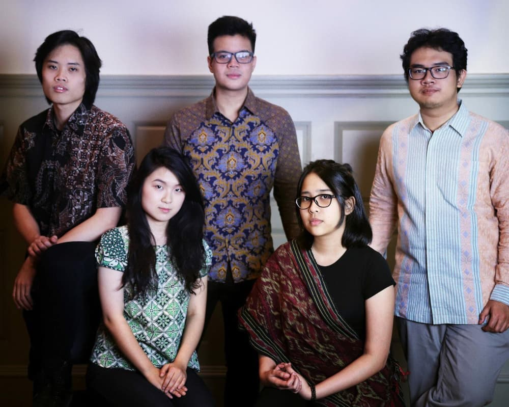 Berklee Indonesian Ensemble - arrangers