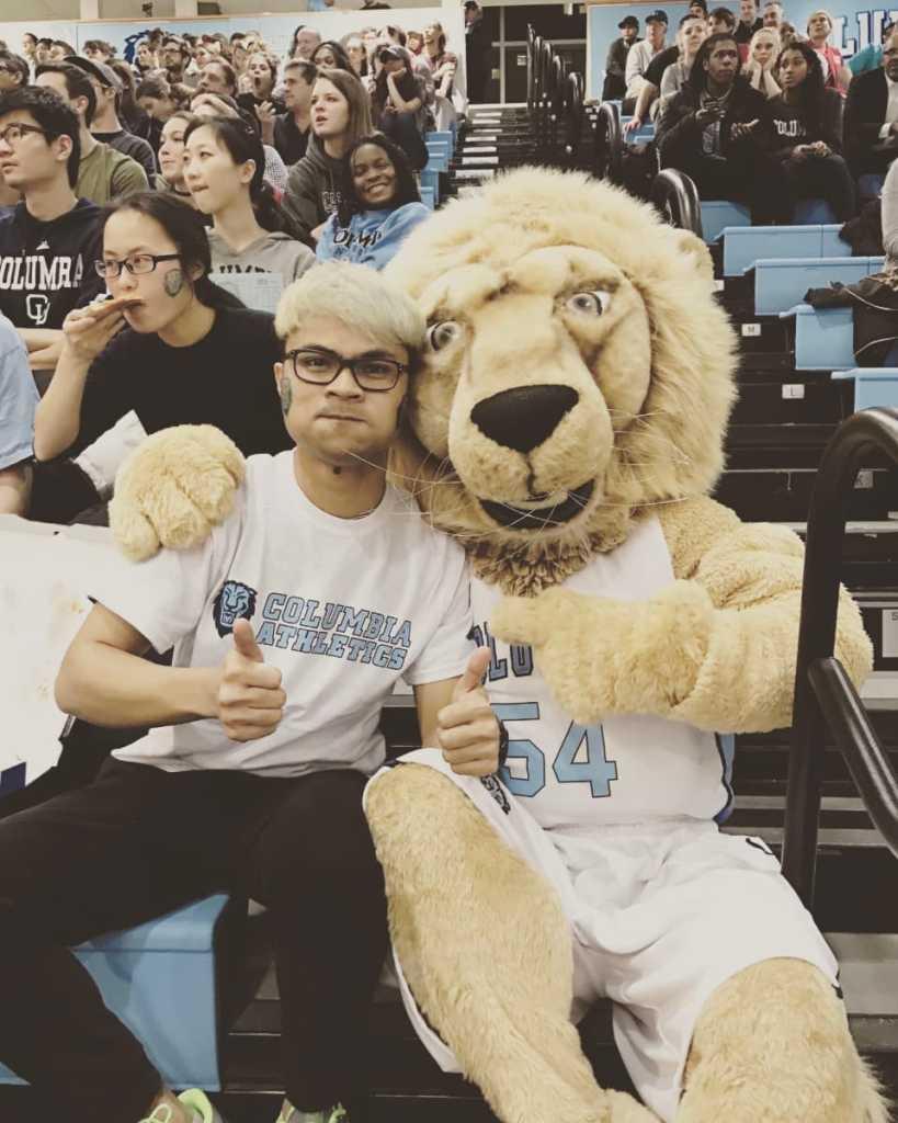 Basketball at Columbia