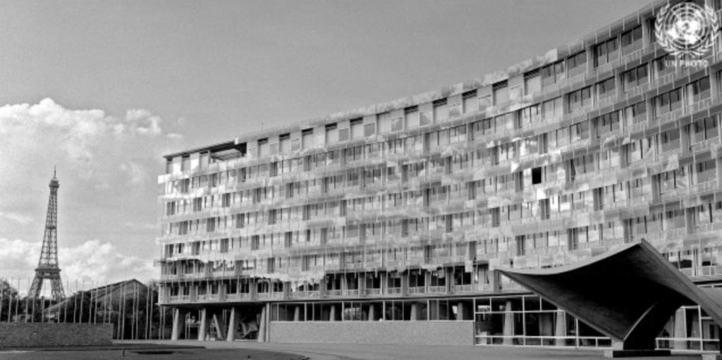 UNESCO Headquarter, Paris (Foto dari UNMultimedia.com)