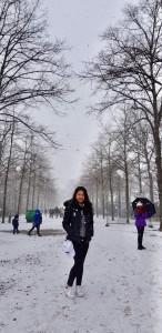 Musim dingin di Jerman. Foto oleh penulis.