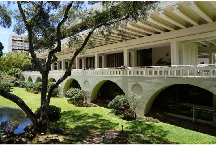 Kampus Universitas Hawai'i di Mānoa
