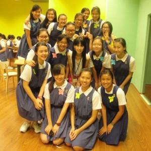 Maria Irene Inggrid Pengalaman Sekolah di Singapura 1