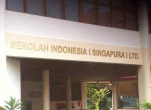 Sekolah Indonesia Singapura at Siglap