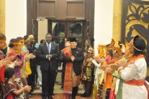 Duta Besar Indonesia untuk Tanzania, Burundi, Uni Komoro, dan Rwanda