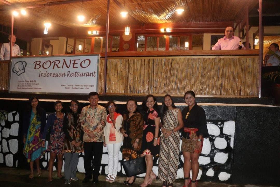 Restoran Indonesia di Rwanda
