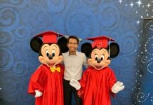 Kelulusan dari Disney