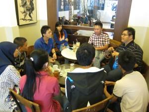Brian Marshal 2014_Kumpul-kumpul tim TOKI