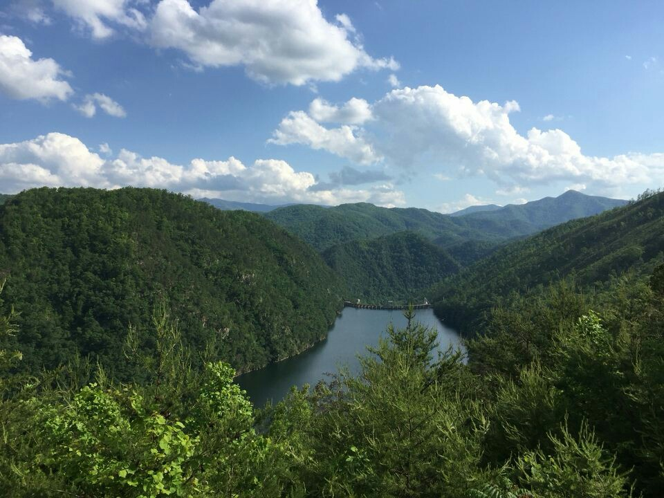 Pegunungan Great Smoky Mountains
