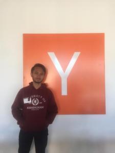 Saat seleksi program inkubator startup YCombinator di Amerika.