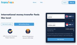 Situs Transfree.