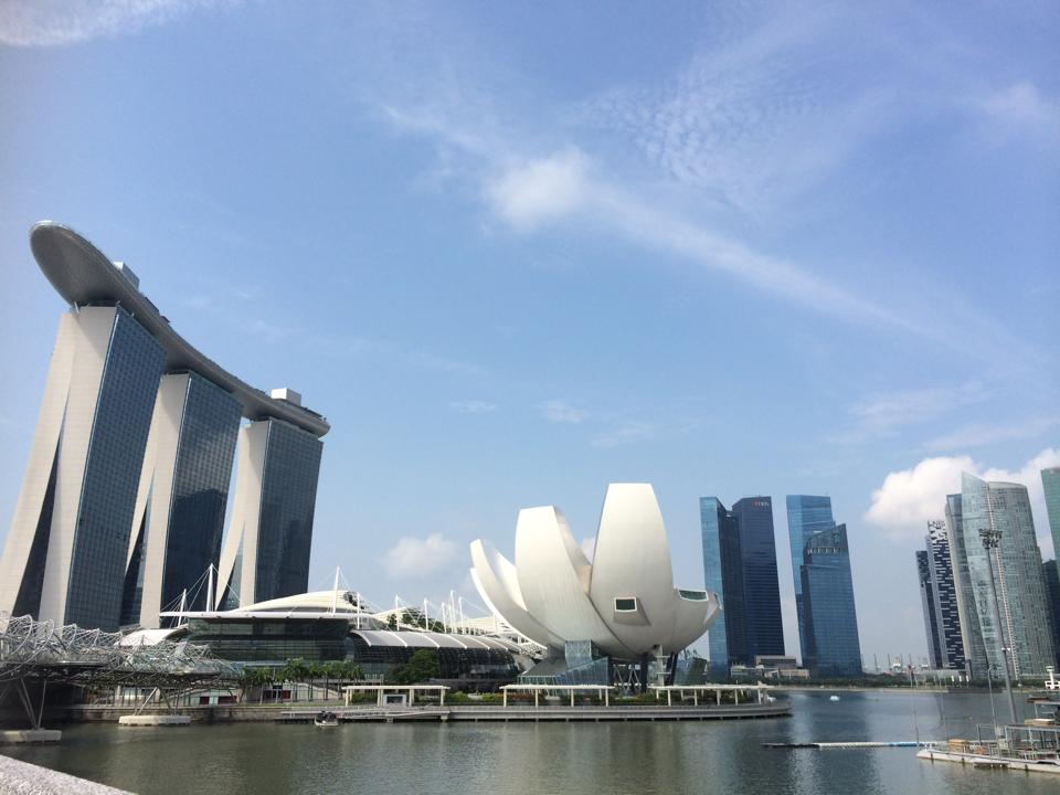 Singapore is the economic hub of ASEAN