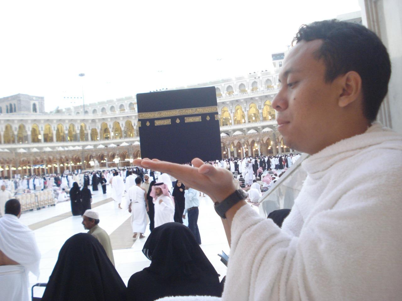 Alhamdulillah, akhirnya saya berkesempatan untuk menunaikan ibadah haji dan umroh
