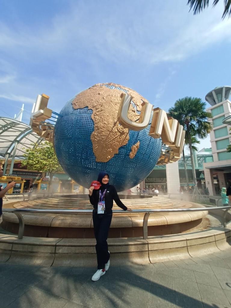 Pengalaman homestay di Singapura.