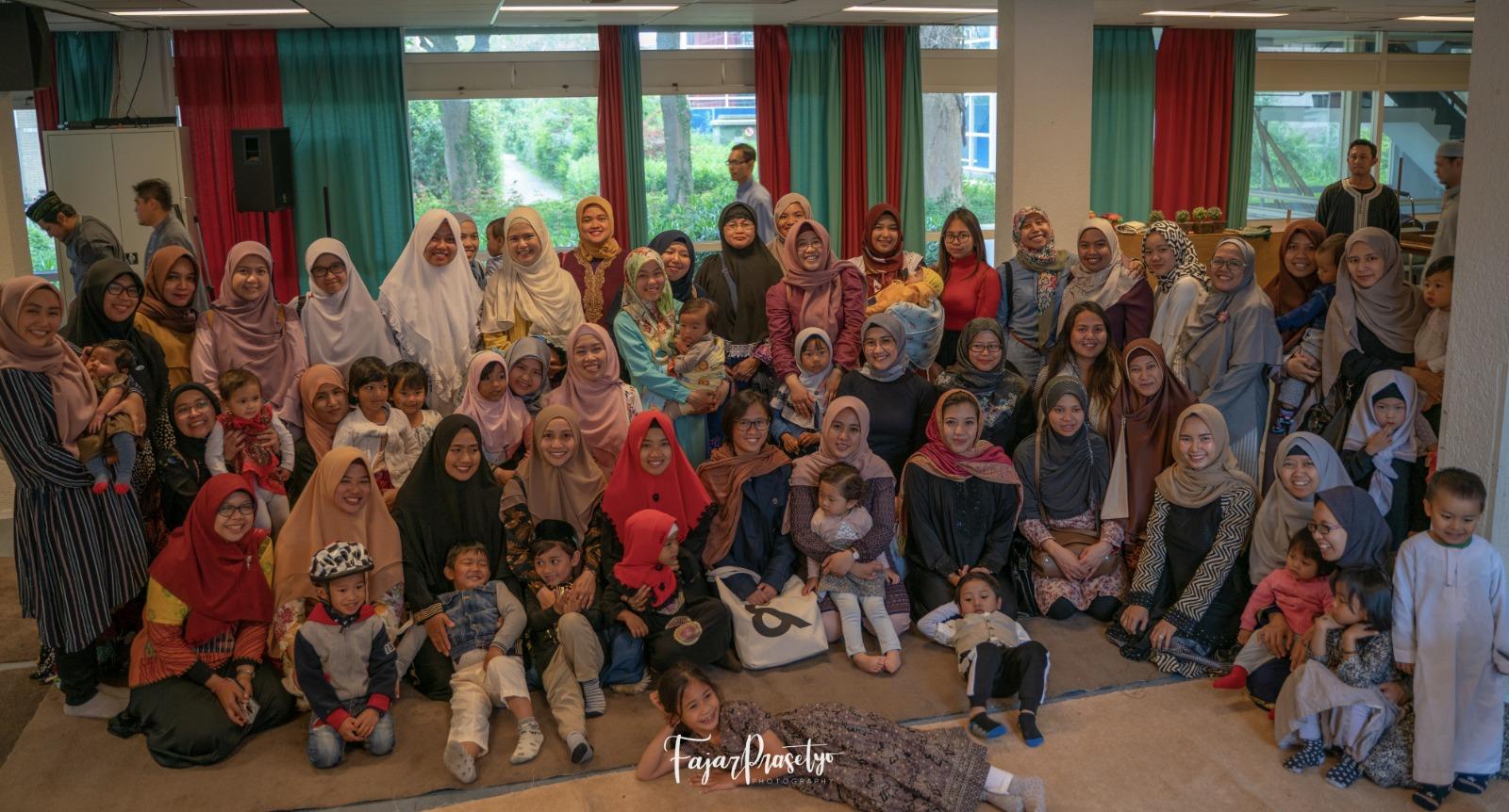 Suasana Idul Fitri pada tahun 2019 di Groningen