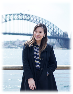 Gabrielle in Sydney, Australia