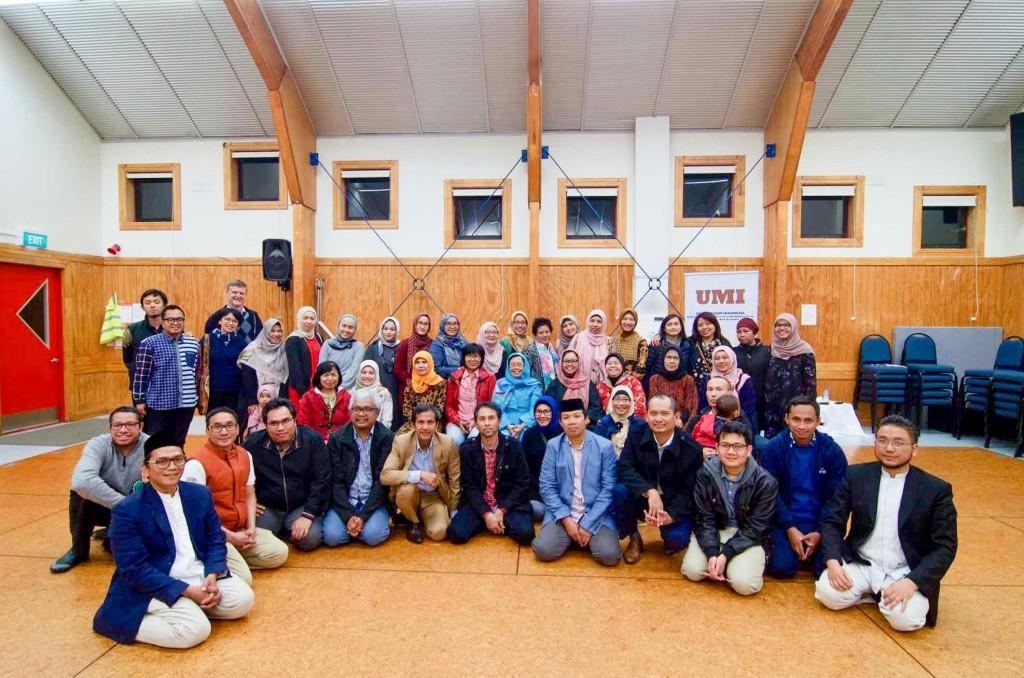 Foto bersama di salah satu acara UMI. Sumber: UMI