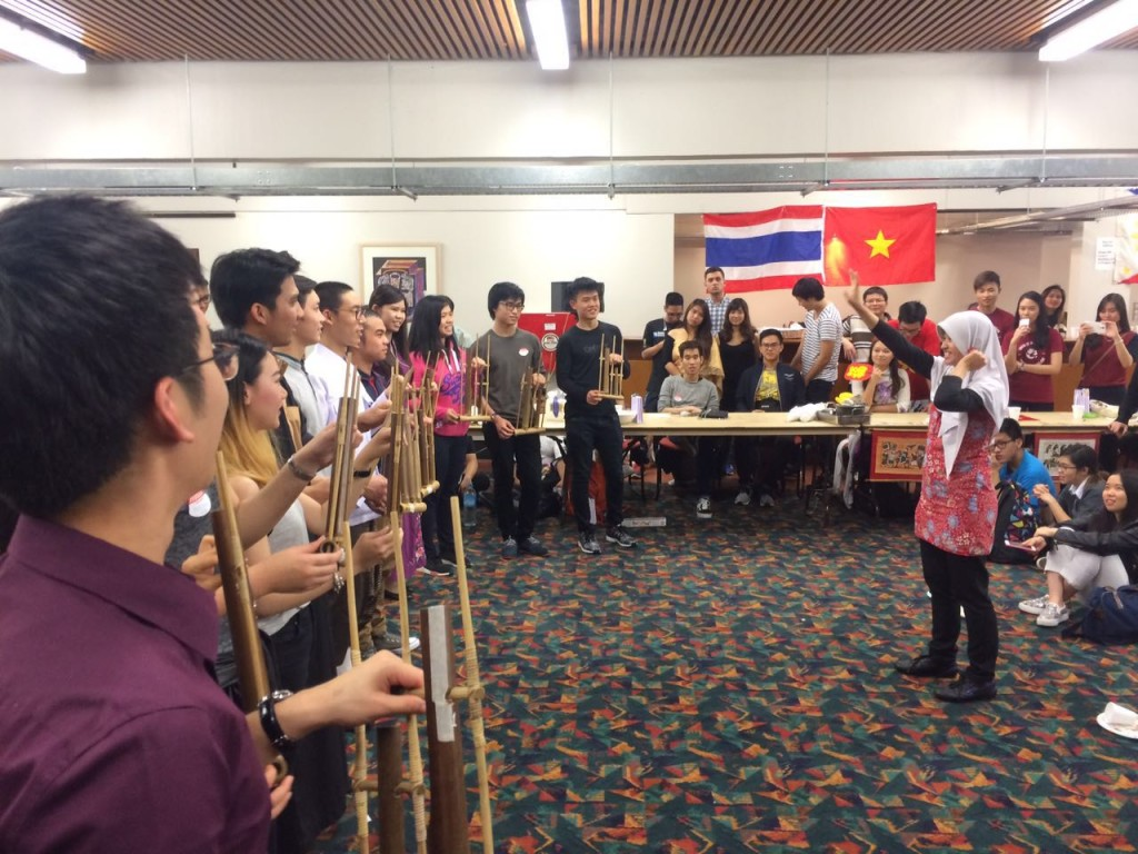 ASEAN Cultural Dinner at the University of Auckland