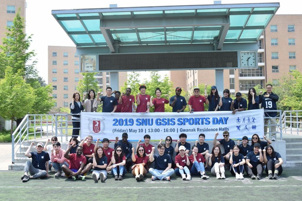 Salah satu kegiatan yang diadakan di SNU Graduate School of International Studies (GSIS), tempat penulis kini melanjutkan studi. SNU GSIS juga salah satu sekolah pascasarjana dengan proporsi mahasiswa asing yang cukup besar (SNU GSIS Student Council)