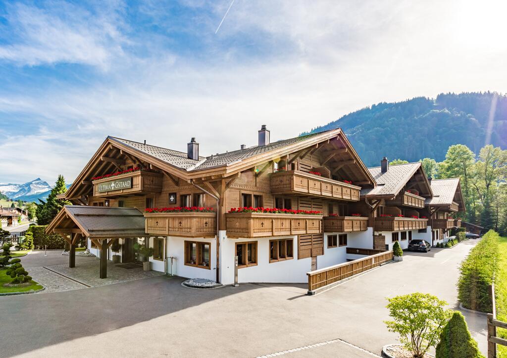 Ultima Gstaad in Gstaad, Switzerland