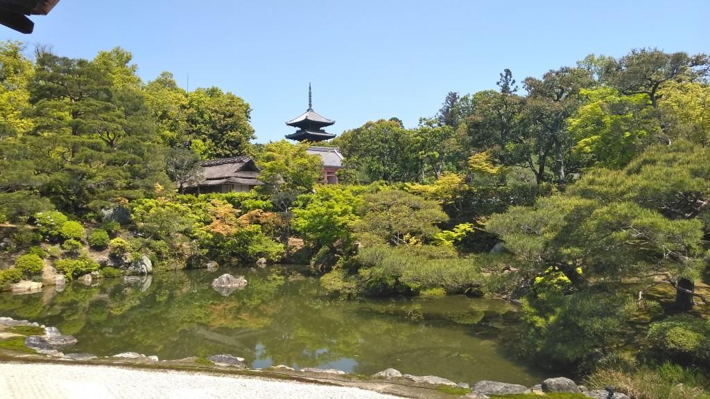 Salah satu kuil di Kyoto. (Sumber: Penulis)