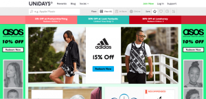 Platforms like UNiDAYS offer attractive, and money-saving, student discounts on everything from food to fashion to fitness