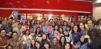Chevening Welcome Event, Excell London, October 2018