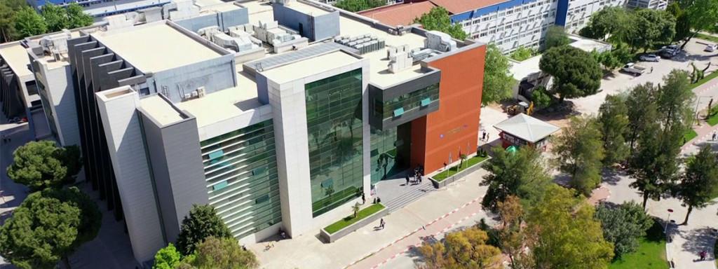 Fakultas Komunikasi, tempat penulis belajar. Foto oleh Ege Universitesi