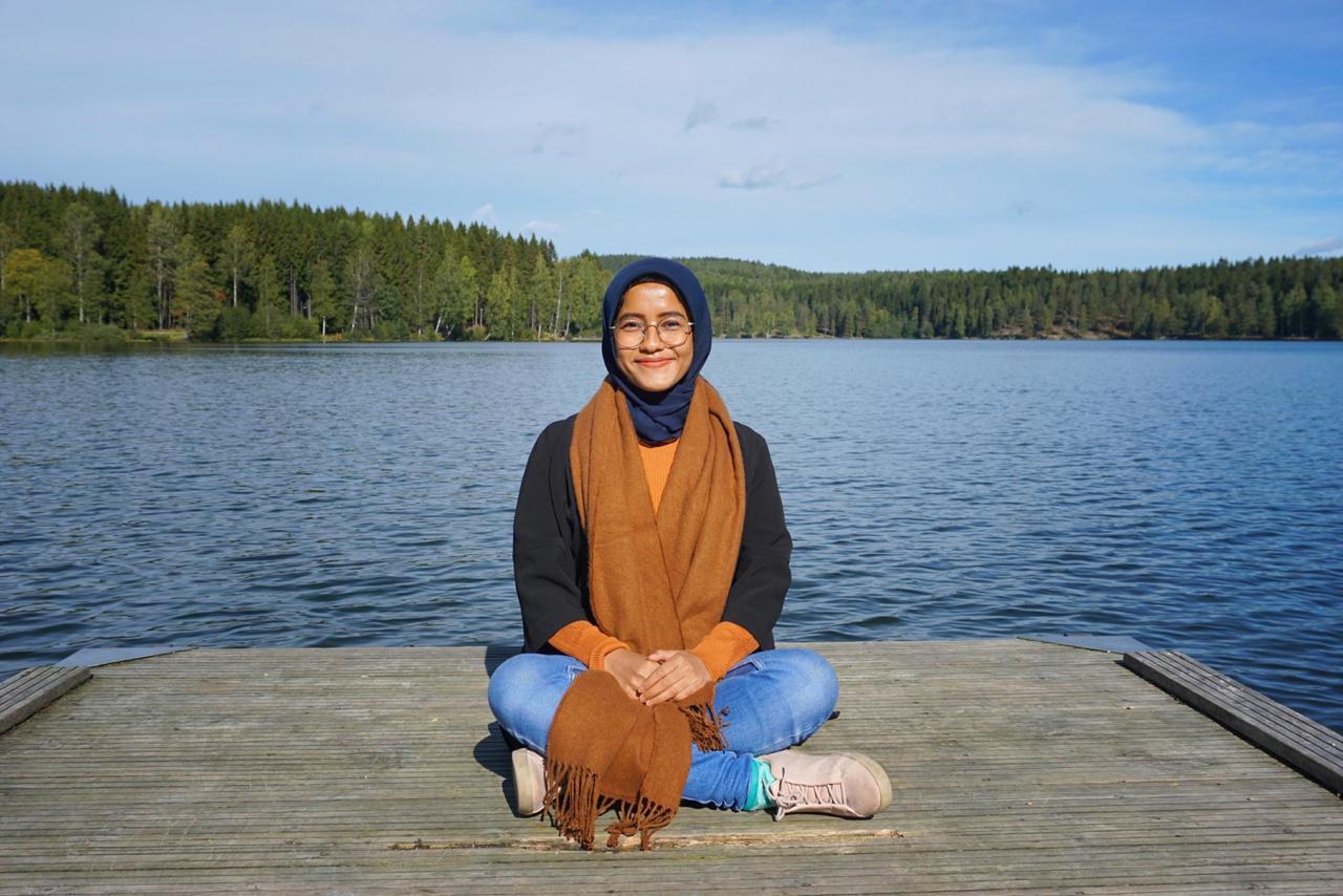 Nadhill di Oslo, Norwegia
