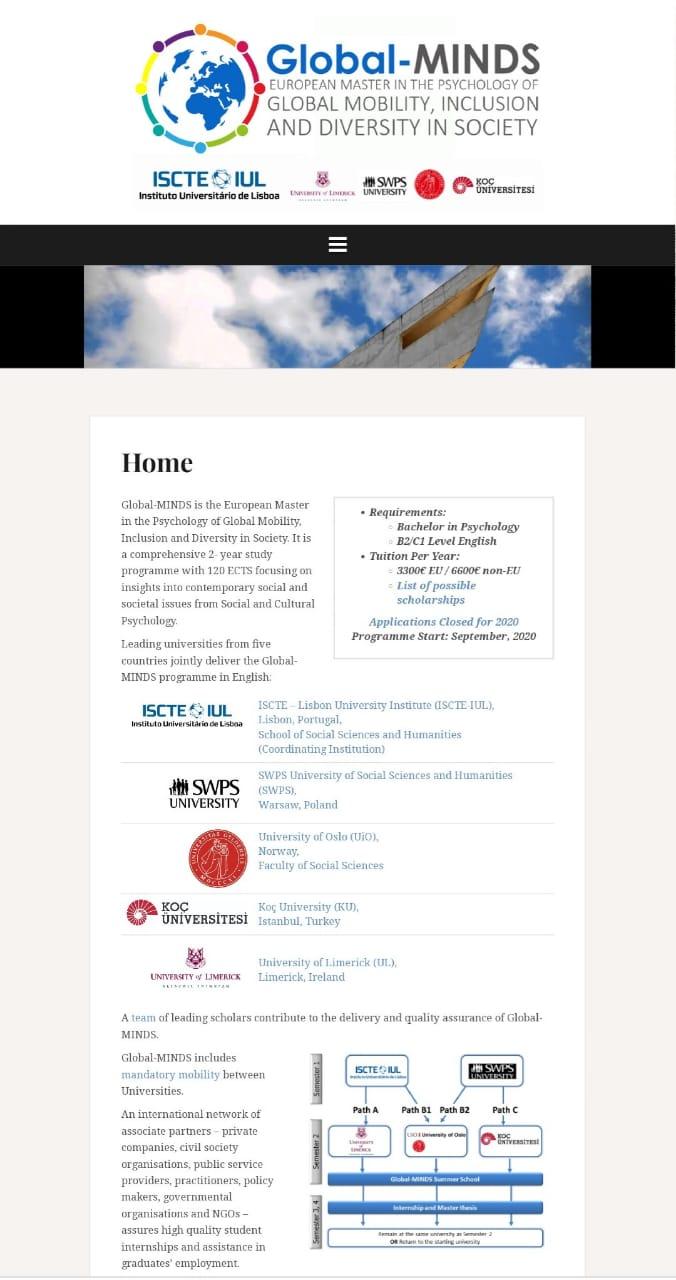 Global-MINDS: Program yang dipilih oleh Nadhill