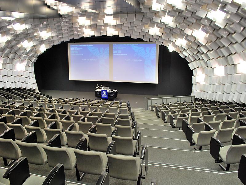 Copland Theatre at University of Melbourne. Source: https://www.unimelb.edu.au/