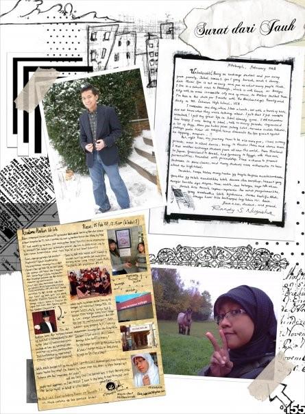 Diku and her exchange story