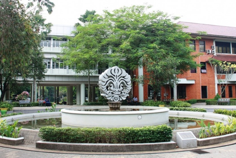 Faculty of Economics and Business, University of Indonesia. Source: Republika