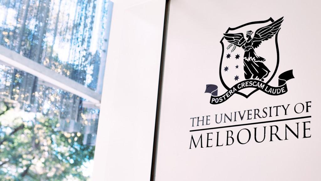 University of Melbourne. Source: Eriksson Luo on Unsplash